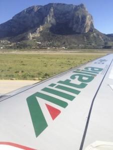 Auf dem Weg nach Sizilien